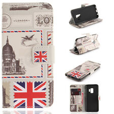 Painting Flip PU Stand Case Cover For Google Pixel XL Asus Nokia 3 5 6 8 + Care
