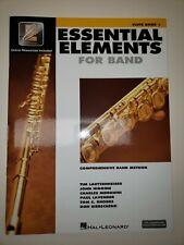 New Essential Elements Flute Bk1
