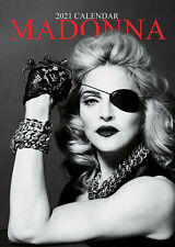 MADONNA 2021 A3 POSTER SIZE CALENDAR NEW AND SEALED