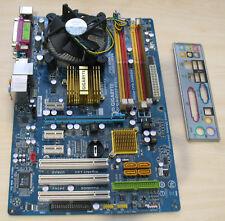 scheda madre socket 775 + processore Core 2 Duo 2.80 GHz + 2GB RAM