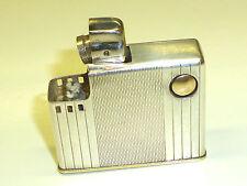 FAVORIT SEMI-AUTOMATIC LIGHTER (FERDINAND WAGNER) - 835 SILVER - 1949 - GERMANY
