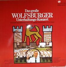 LP  Das große Wolfsburger Unterhaltungs-Konzert-Orchester der Volkswagen AG.