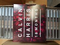 Calvin Harris - 18 Months *Deluxe* (Job Lot Wholesale x22) New CDs