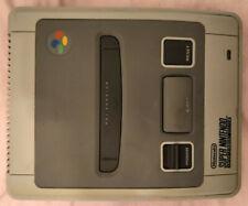 Super Nintendo SNES originale Konsole PAL SNSP-001A (FRG) voll funktionsfähig