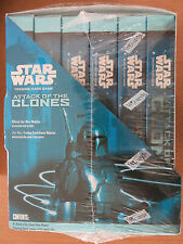 Star Wars Attack of the Clones TCG sealed box