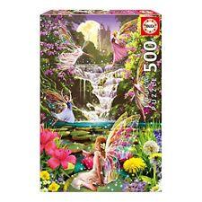 Puzzle 500 piezas cascada de hadas educa 15515