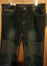 Women's Touch Me Distressed Jeans Size 20