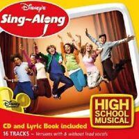 HIGH SCHOOL MUSICAL SOUNDTRACK CD NEUWARE