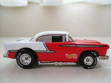 HOT WHEELS - TOY CARS AND VEHICLES - 1955 CHEVY / CHEVROLET (REAL RIDERS)