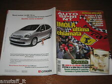 AUTOSPRINT 2004/16=RALLY NUOVA ZELANDA/COPPA LIBURNA=SKODA OCTAVIA=ALFA 147 JTD