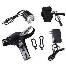 4000 Lumens 3x CREE XM-L T6 LED 4 Mode Headlight Headlamp Bike Bicycle light NEW