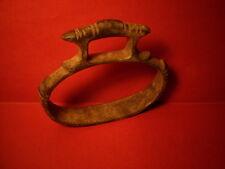 Etrier de collection en Bronze , Rajasthan ,  Inde  , N° 1 / 15