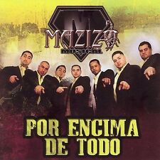 Por Sobre Todo by Mazizo Musical (CD, May-2007, Univision Records) NEW Sealed