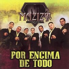 Por Sobre Todo by Mazizo Musical (CD, May-2007, Univision Records) NEW Sealed