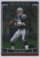 2006 Topps Tom Brady #106 Football Card