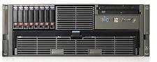 HP ProLiant DL585 G2 4x Opteron 2.8GHz Server w/ 128GB