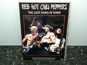 RED HOT CHILI PEPPERS : The Last Gang In Town ( DVD )