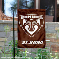 St. Bona Bonnies Garden Flag and Yard Banner
