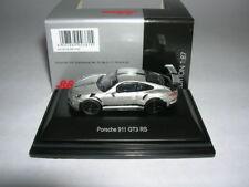 Schuco Porsche 911 GT3 Rs Argento Argento 1:87 Articolo 45 263 0700