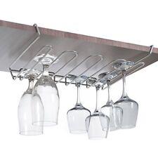 Metaltex 364916039 Mychristal Weinglashalter Polytherm Beschichtung grau 3...