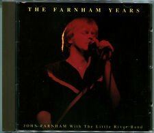 "JOHN FARNHAM & LITTLE RIVER BAND ""Farnham Years"" CD inkl. Playing to win, We two"