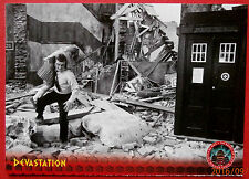 DALEKS INVASION EARTH 2150 - Card #21 - Devastation - Unstoppable Cards 2014