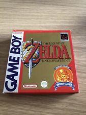 The Legend Of Zelda Link's Awakening Game Boy Pal España