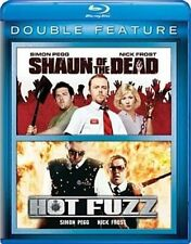 Shaun of The Dead/hot Fuzz 0025192193415 With Simon Pegg Blu-ray Region a