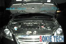 05-10 Honda Odyssey RL3 RL4 Black Strut Gas Lift Hood Shock Stainless Damper Kit