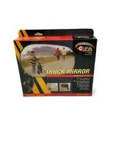 """CIPA Universal Truck Mirror Black Style 44009 5.5"""" x 8.5"""" Right or Left NEW"""