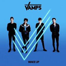 The Vamps   'Wake Up'    (CD)    ***Brand New***