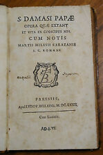 1672- Pope DAMASUS Portuguese – Early Christianity