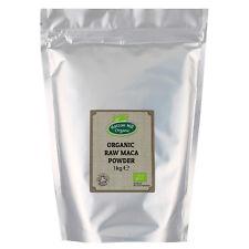 Organic Raw Maca Powder 1kg Certified Organic