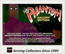 Dynamic The Phantom Series 3- Phantom Gallery Series Oversize Promo Foil Card