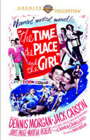 The Time, The Place And The Girl [New DVD] Manufactured On Demand