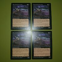Brood of Cockroaches x4 Visions 4x Playset Magic the Gathering MTG