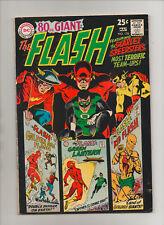 Flash #178 - 80 Page Giant! Green Lantern Kid Flash Golden Age (Grade 4.5) 1968