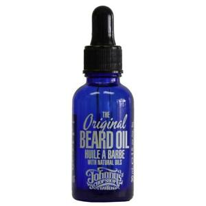 Johnny's Chop Shop Beard Maintenance Oil 30ml also for moustaches