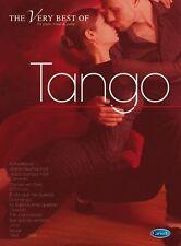 Lo Mejor De Tango; mezcladas Cancionero, partituras, inglés - 9788850724437