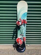 Rossignol Strato Wide 159cm All-Mountain Snowboard + Drake Bindings