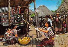 BG21258 tejedora de santiago atitlan e indigena de solola guatemala types