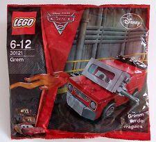 Lego Disney Cars 2 Grem 30121