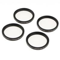 37mm +1 +2 +4 +10 Set filtro macro close-up + Borsa per Nikon Canon Tamron