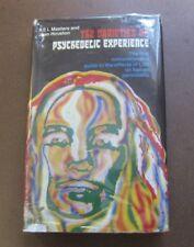 VARIETIES OF PSYCHEDELIC EXPERIENCE -Masters - 1st HCDJ 1973- LSD drugs MDA MMDA