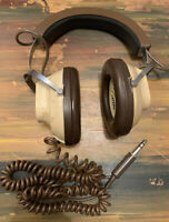 Rare Vintage KOSS KO-727 Stereo Headphones - Tested - Great Sound