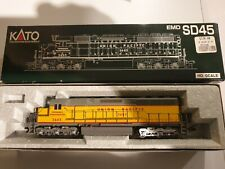 KATO 37-1716 EMD SD45 UNION PACIFIC 3605 DECODER FITTED