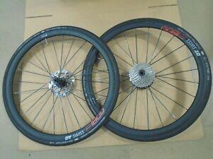 DT Swiss E1800 Spline 23 Disc Wheelset 28 BLACK ¬