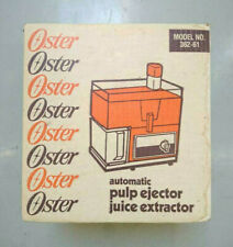 NEW *RARE* Vintage Oster Juicer w/ Automatic Pulp Ejector Juice Extractor 362-61