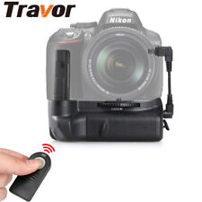 Battery Grip Pack Holder For Nikon D5100/D5200/D5300 With the Remote Control Set