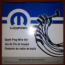 Brand NEW MOPAR OEM Ignition Spark Plug Wire Set 05102091AC